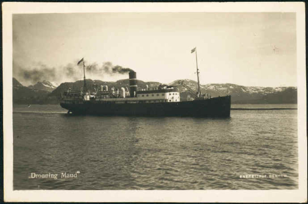 DS Dronning Maud